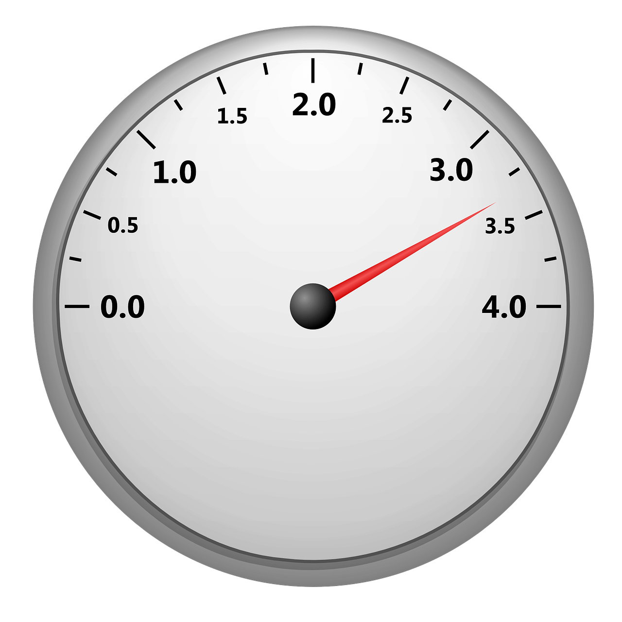 atmosfery na bary kalkulator